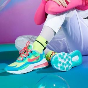 NEW Nike Air Max 270 React Psychedelic Movement 8